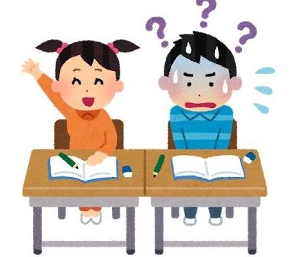 教師「わい君これ答えて」 わい「わかりませんニチャア」 教師「じゃあ別の人指名して」