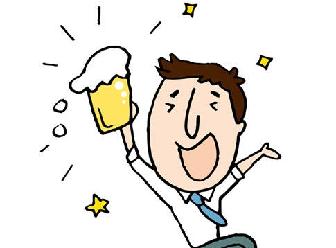 【画像あり】1ヶ月禁酒成功したからご褒美にビール飲んでるwwwwwwww