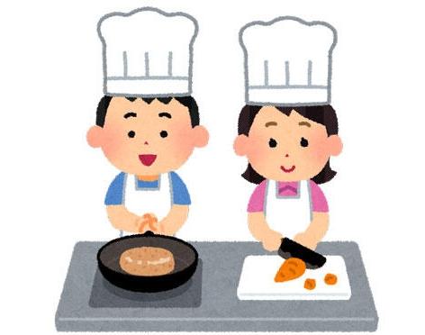 【画像あり】親が帰ってこないしお兄ちゃんと僕が作った夕飯wwwwwwww